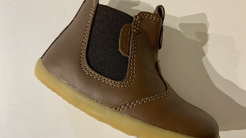 Bobux step up toffee leather jodhpur boot 721926-20