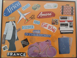 Five Tips On Creating A Vision Board