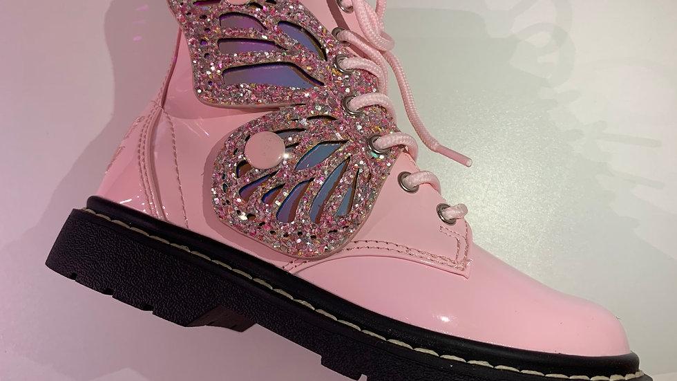 Lelli Kelly Ali Di Fata girls boots LK6540