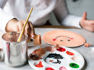 Four Fun Tips for Painting with Acrylics for Beginners