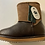 Thumbnail: EMU Trigg leather and sheepskin waterproof boot K12169