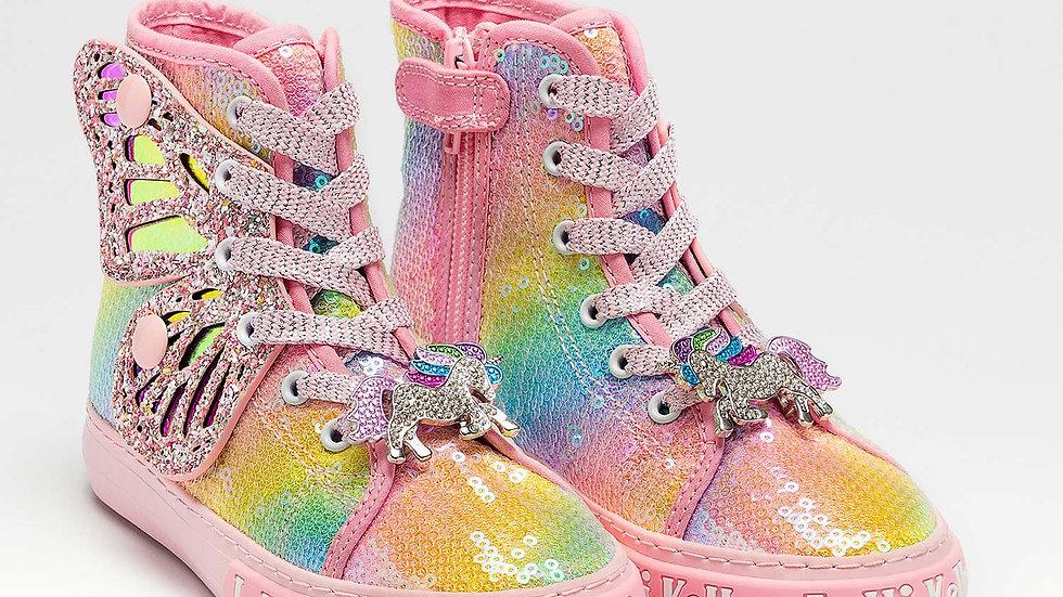 Lelli Kelly Rainbow Unicorn Wings LK1331
