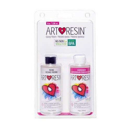 Art Resin 8 oz Kit