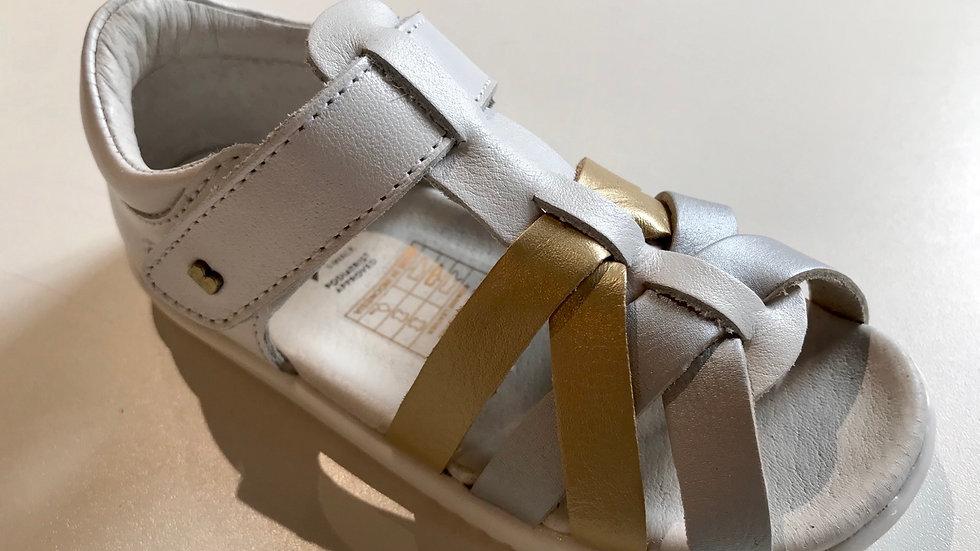 Bobux I Walk Tropicana open sandal 634309 Sizes 23-30