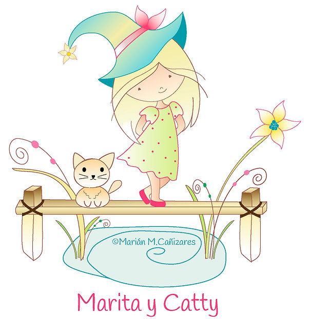 Marita y Catty