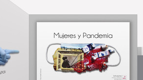 """Exposición """"Mujeres y Pandemia"""""""