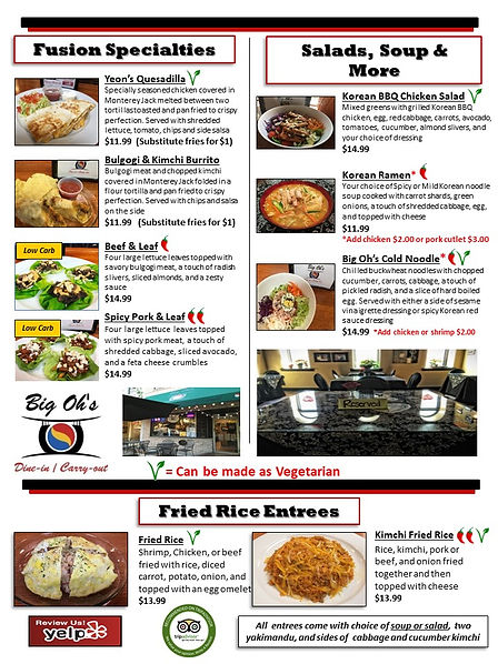 Big Oh's Dinner Menu Edit Spring 21 pg2.