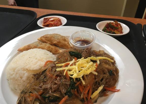 Jap Chae Noodles