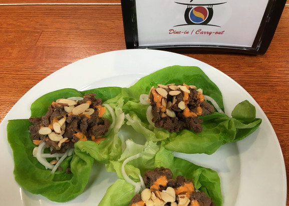 The Zesty Beef and Leaf