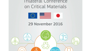 6th EU-US-Japan Trilateral Conference on Critical Materials