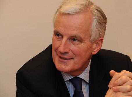 Michel Barnier Gives Update on Negotiations