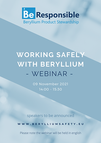 WORKING SAFELY WITH BERYLLIUM.png
