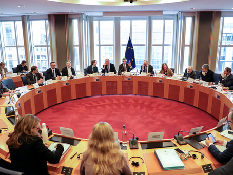 European Parliament Releases Resolution on EU-UK Trade Negotiations