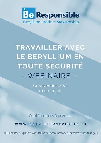 TRAVAILLER AVEC LE BERYLLIUM EN TOUTE SÉCURITÉ WEBINAIRE.png