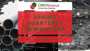 CRM Alliance Quarterly Newsletter Spring Edition 2021