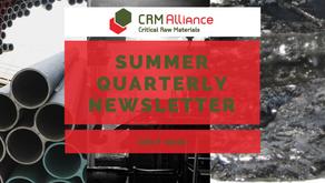 CRM Alliance Quarterly Newsletter Summer Edition 2021