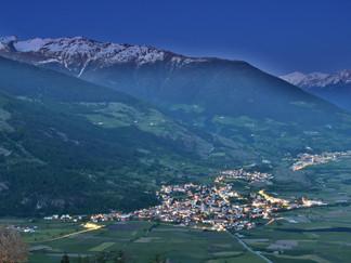 Malles in Val Venosta