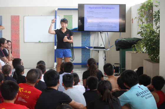 Nutrition Talk with Jeri Chua