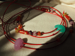 Two Necklace Candles