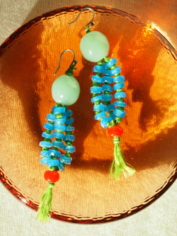 Earring Candles
