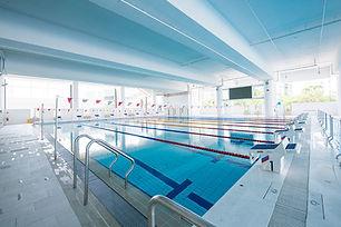Sheltered 50m Pool
