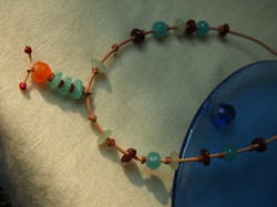 Necklace Candle