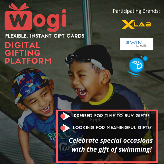 Gifting Swimming to Celebrate Special Occasions
