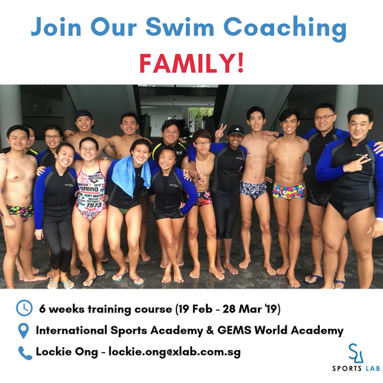 ISA Certificate of Swim Instruction 2019
