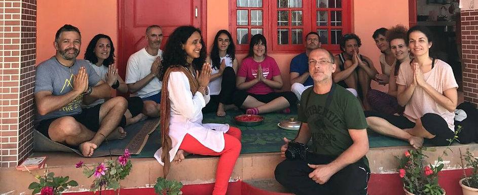 Yoga Mcleodganj