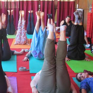 Yoga Retreats.