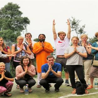 Om Yoga India