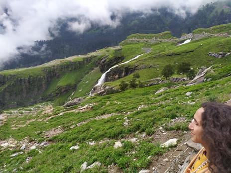 Meditation in Dharamsala