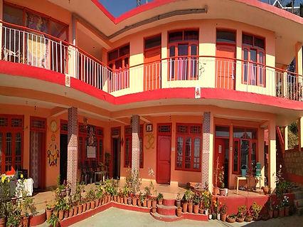 Yoga Retreat in Dharamsala Himalayas