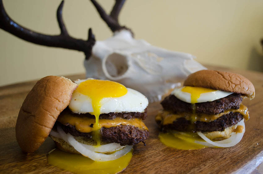 Wild Game Venison Burger Recipes