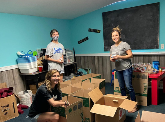 Food Pantry and Clothing Drive