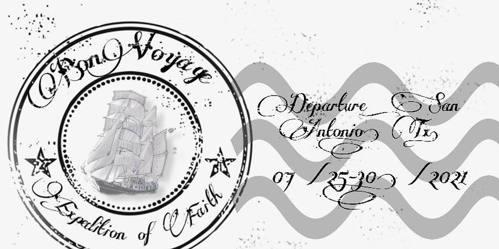 Bon Voyage - Expedition of Faith