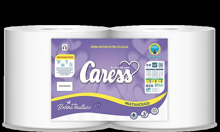 Bobine asciugatutto multiuso - Caress