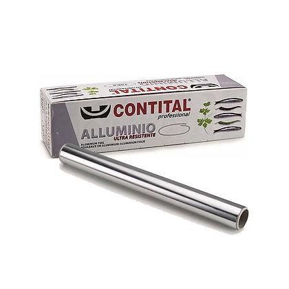 Rotolo in alluminio - 300cmx125m - 9 Pz