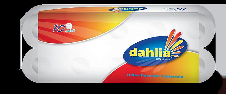 Carta Igienica 10 ROTOLI 2 veli - 12 confezioni