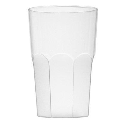Bicchiere Policarbonato Satinato Lavabile 300ml 10 Pz