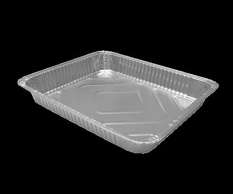Vaschetta alluminio 12 porzioni - 35 Pz