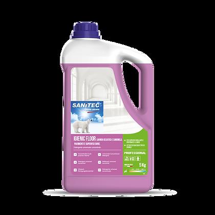 Detergente Pavimenti Lavanda e Camomilla 5L - Sanitec