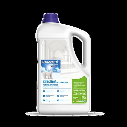 Detergente Pavimenti Menta e Limone 5L - Sanitec
