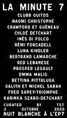 LA MINUTE 7_Nuit Blanche_pour les Storie