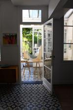 Exposition Diffractis#5 - Jardin de Claire Gillot, architecte paysagiste, Sept 2020.