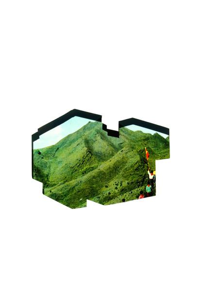 CLAQUEMURÉ , collage, montage photographique , 21x29cm,  2020