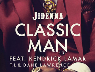 New Music: Jidenna - Classic Man (Remix feat. Kendrick Lamar, T.I. & Dane Lawrence)