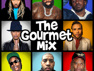 New Mixtape: Dane Lawrence - The Gourmet Mix