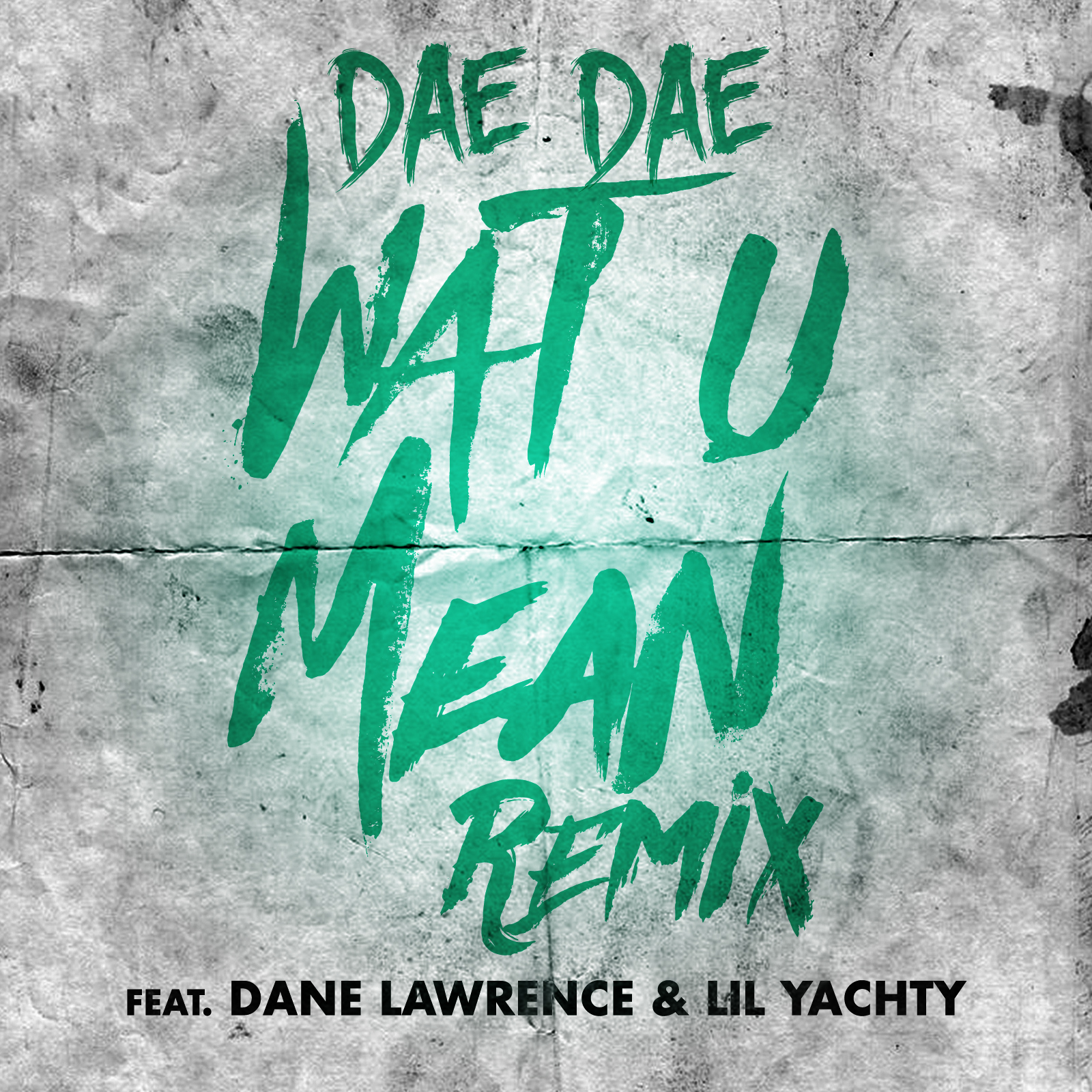 Dae Dae - What U Mean Remix (Gourmet Mix)
