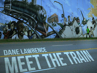 New Music: Dane Lawrence - Meet the Train
